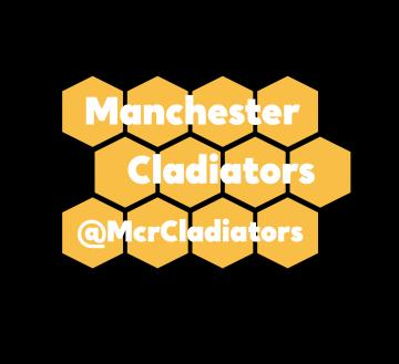 Manchester Cladiators logo