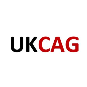 UKCAG logo