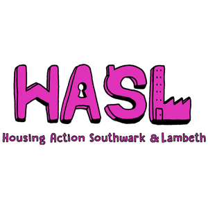 Housing Action Southwark and Lambeth logo